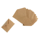 B2168 Envelopes: Mini Paper: Pack of 12